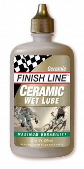 Olej Finish Line Ceramic Wet Lube 60 ml