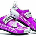 Buty triathlon SIDI T-4 AIR WOMAN CARBON COMPOSITE
