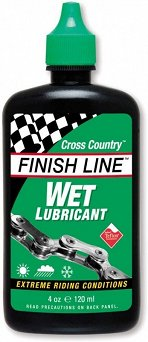 Olej rowerowy Finish Line Cross Country 120ml