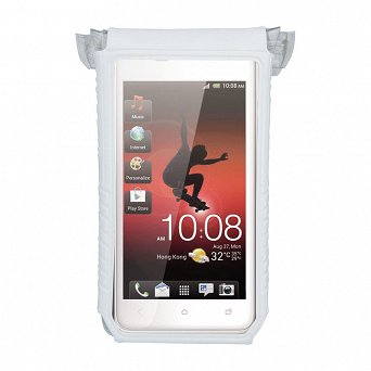 Pokrowiec TOPEAK DRYBAG FOR iPHONE 4/4S WHITE