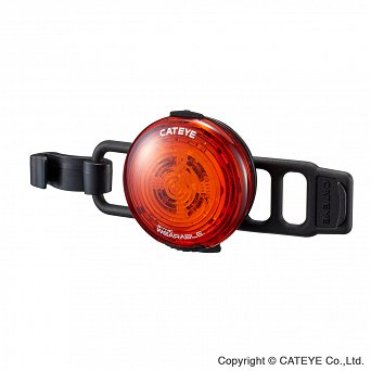 Lampa tylna CatEye SL-NW100 SYNC WEARABLE