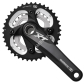 Mechanizm Korbowy 10rz Shimano XT FC-M785 38/24 175mm