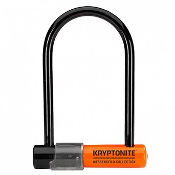 Zapięcie U-lock Kryptonite Messenger Mini 9,5x16,5cm