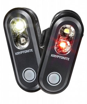 Komplet lamp Kryptonite AVENUE F-70 / R-35