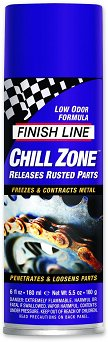 Środek penetrujący Finish Line CHILL ZONE 180ml